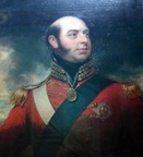 Edward Duke of Kent and Strathearn um 1814 (Gemälde von Sir William Beechey)