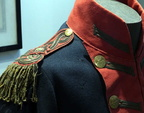 Royal Horse Guards (Blues) - Offiziersrock 1795-1800 (Epaulette und Kragenverzierung)