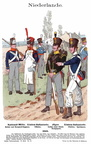 Holland - Infanterie 1815