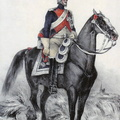 Elitegendarmerie, Gendarm in Großer Uniform