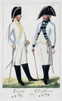 Kürassier-Regiment Nr. 7 und Nr. 8 (Gala-Uniform)