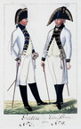 Kürassier-Regiment Nr. 3 und Nr. 4 (Gala-Uniform)