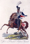 Brandenburgisches Husaren-Regiment (Offizier)
