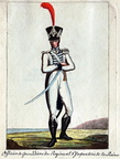 Infanterie-Regiment Königin (Grenadieroffizier)