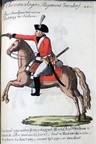 Chevauxlegers-Regiment Gersdorff - Chevauleger